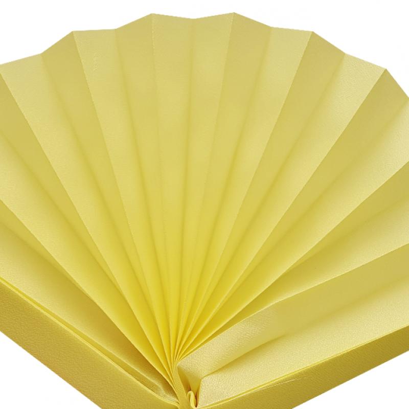 Estores plisados traslúcidos Amarillo BA-1240