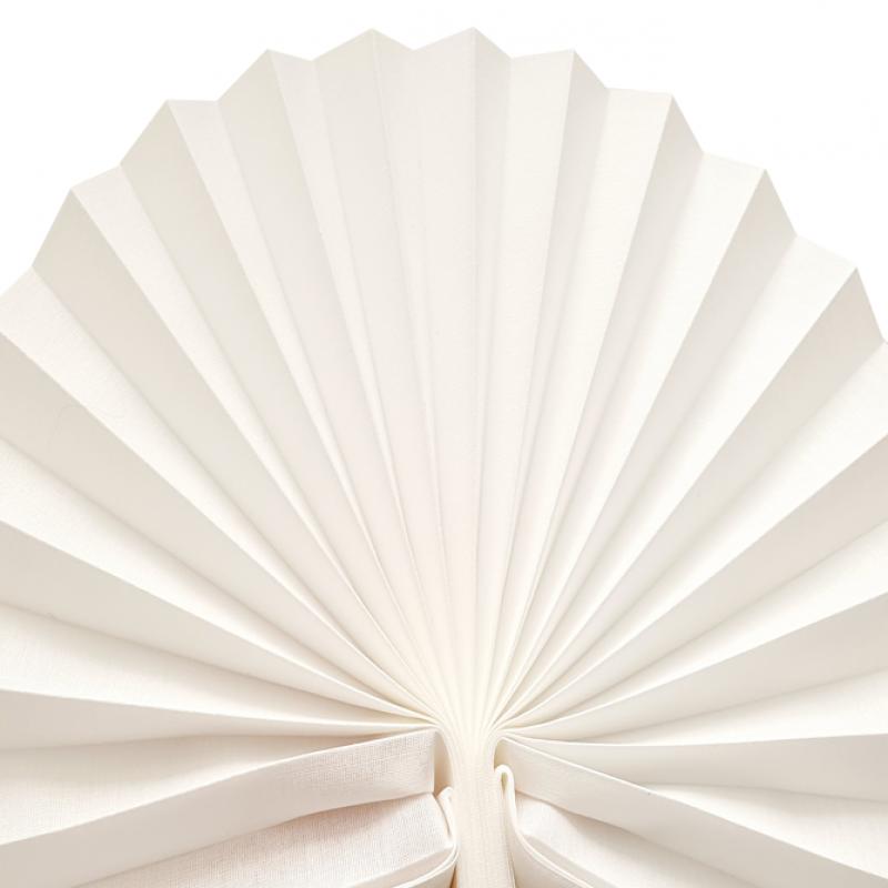 Estores plisados traslúcidos Blanco BA-5450