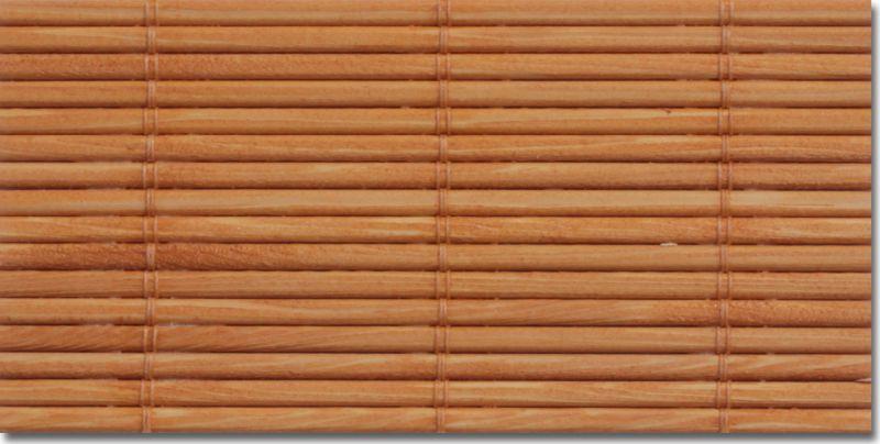 Persiana de esterilla de madera a medida - Persiana enrollable madera ...