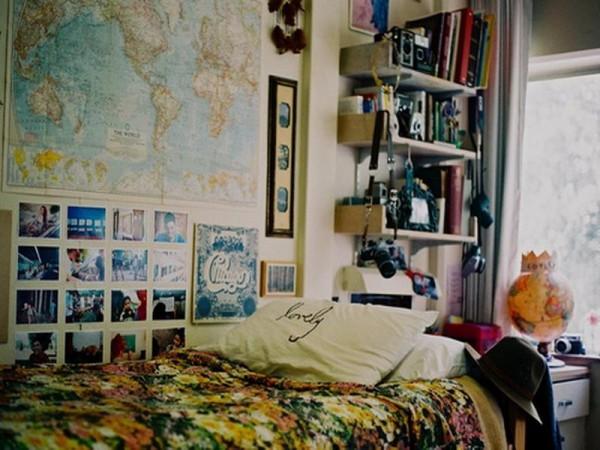 habitacion hipster