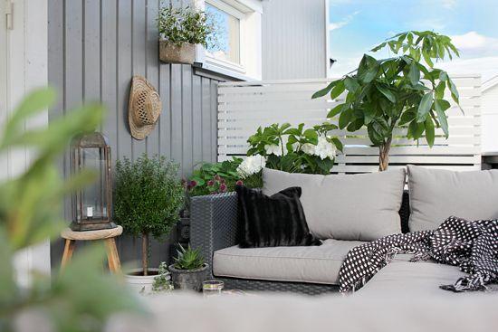 terraza de verano