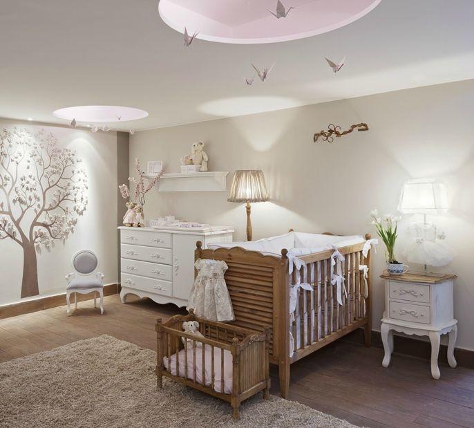 ideas de color de habitación de bebé Algunas Ideas Para Decorar La Habitacin De Un Beb