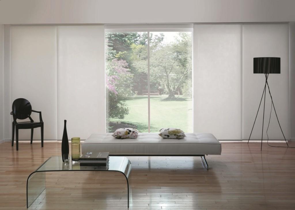 cortinas modernas paneles japoneses