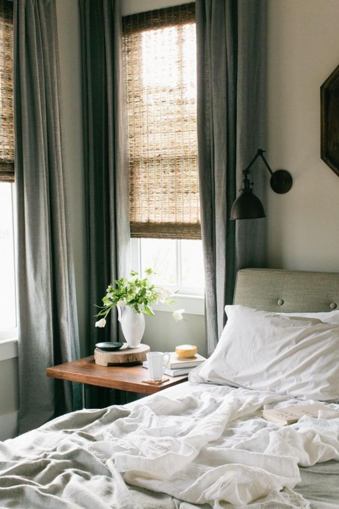 estores y cortinas habitacion