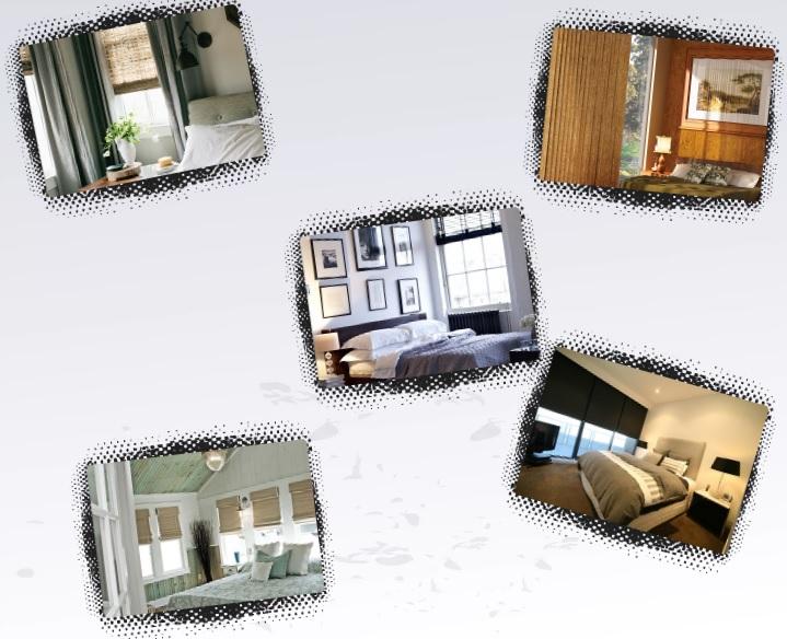 cortinas y persianas para habitacion
