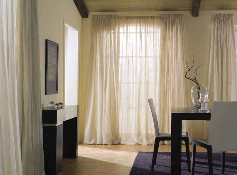cortinas visillos