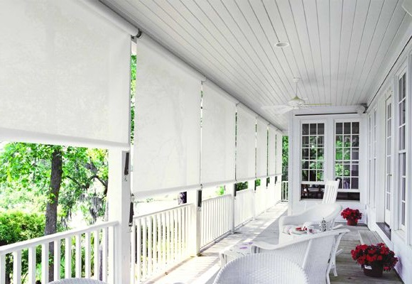 cortinas exteriores