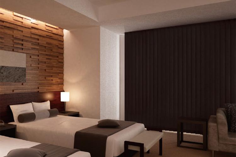 cortinas para dormitorios verticales