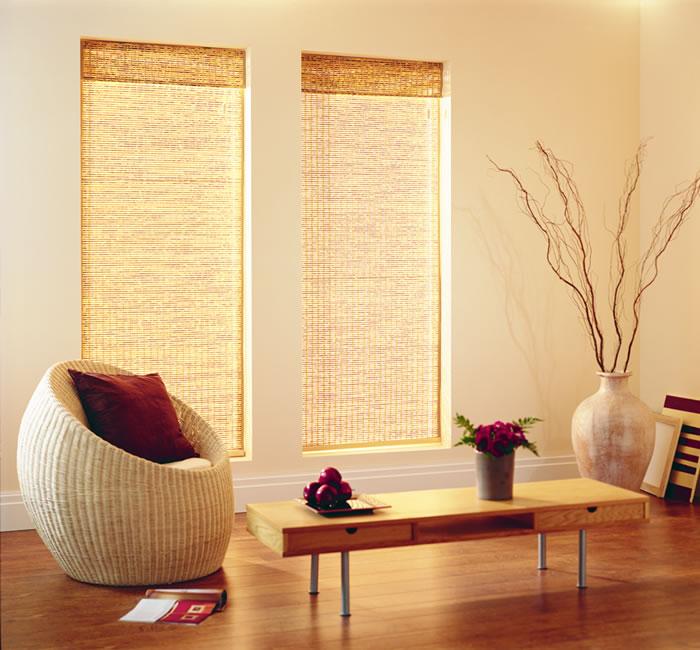 estores bambu