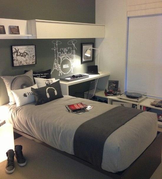 cortinas y estores para habitaciones juveniles