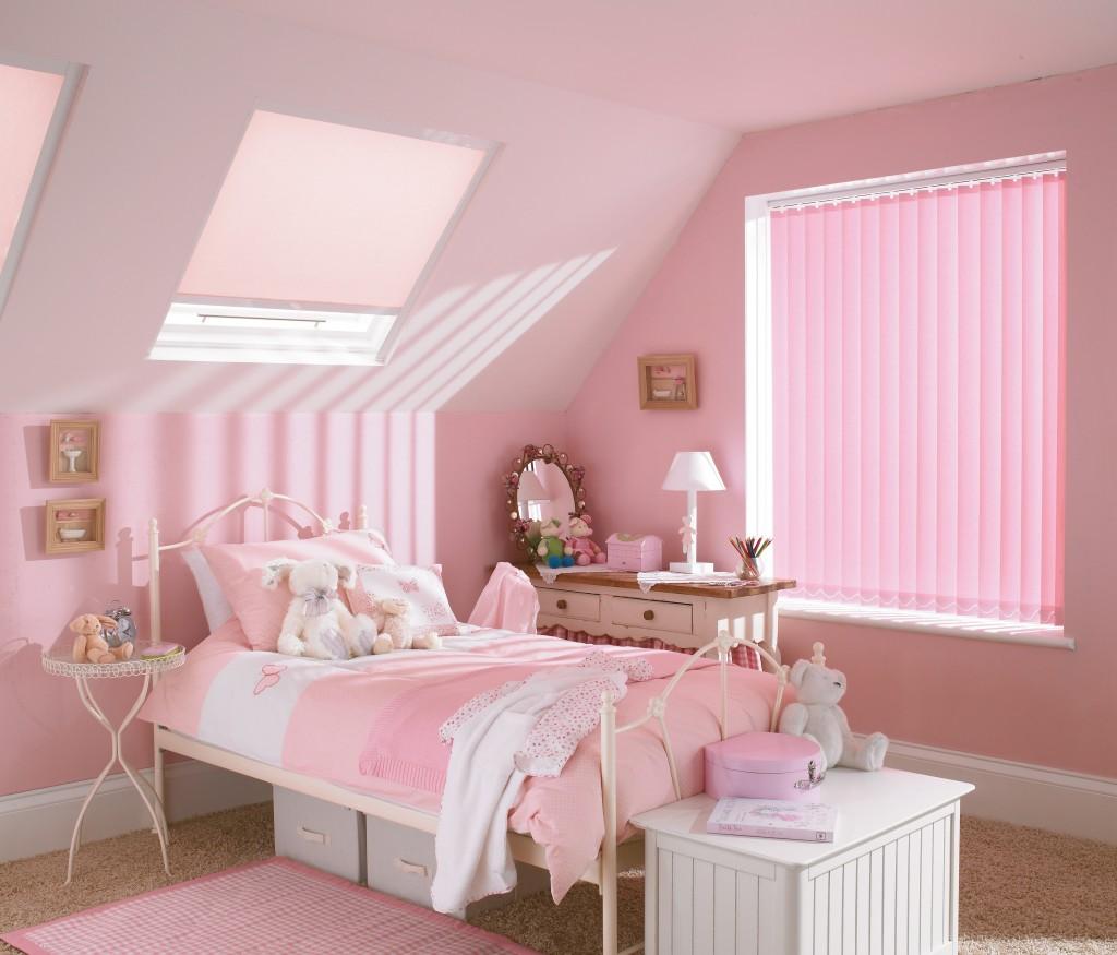 cortina vertical rosa empolvado