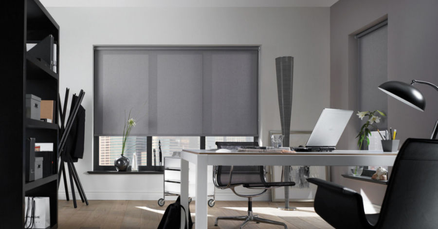 cortinas de oficina