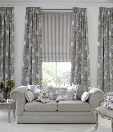 cortinas con estores fotos