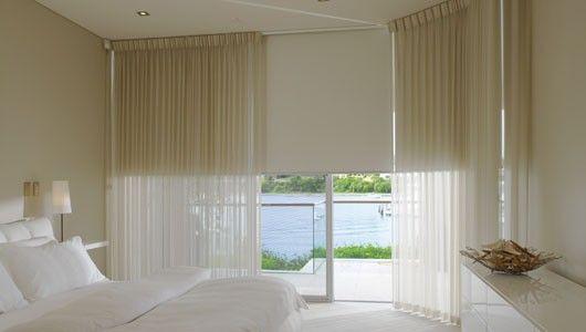 Estor con cortinas mezclas estrella el blog de - Estoresbaratos com ...