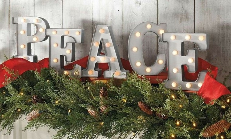decoración navideña 2017
