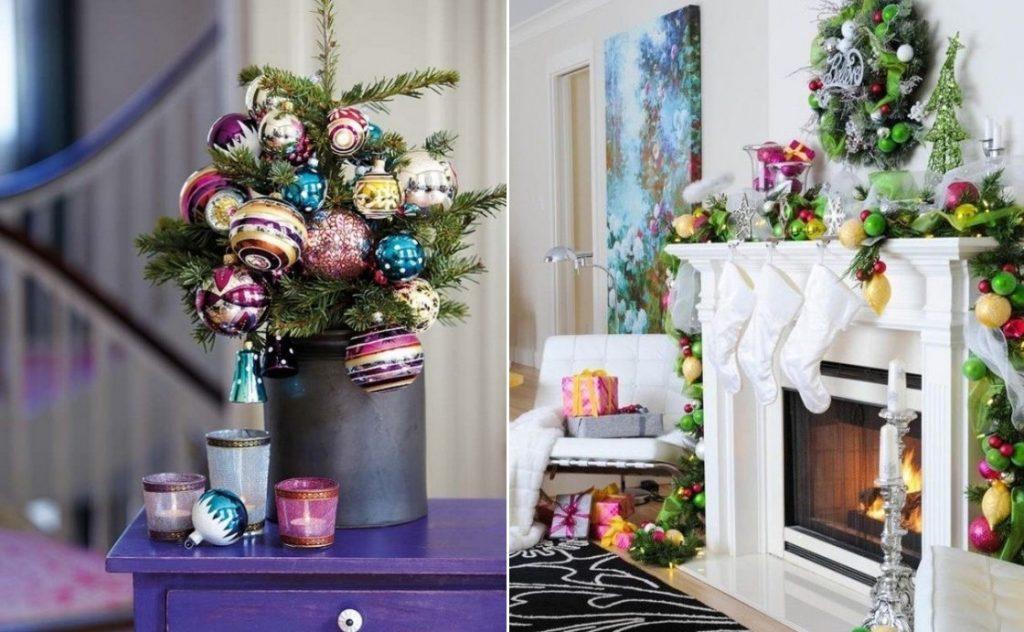 decoración navidad 2017