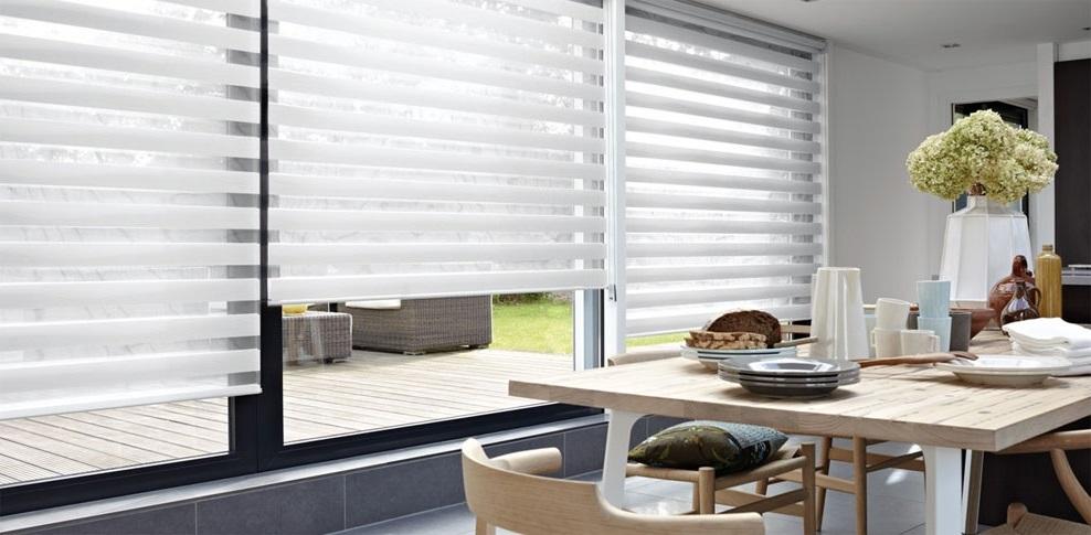 integrar cortinas cocina