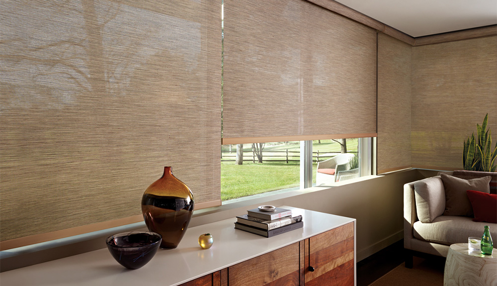 como integrar cortinas o estores