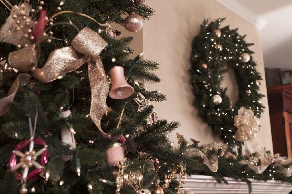 decoracion navidad 2018