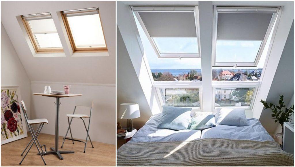 Cortinas de tejado compatibles con tu ventana: velux, fakro