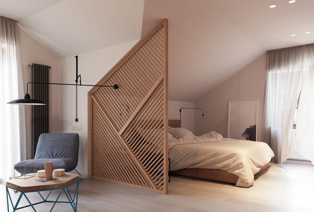 ideas para separar habitaciones