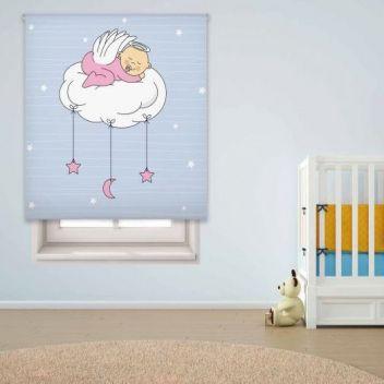 Estores enrollables con impresi n digital estores baratos - Estores para habitacion de bebe ...