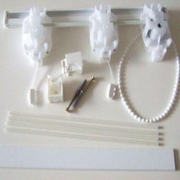 Mecanismos rieles para estores y cortinas enrollables baratos - Soportes para estores ...