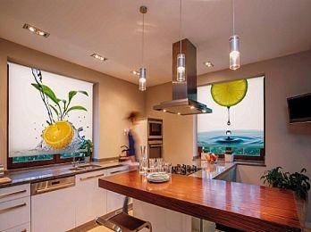 Estores cocina estores enrollables para cocina - Estores de cocina ...