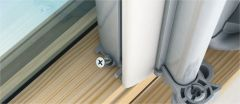 Cortina enrollable compatible con VELUX ®