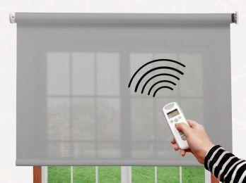 Motorizado EcoScreen Visibilidad Media