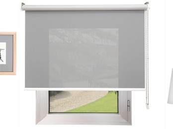 Enrollable Screen TREVIRA 3% REFLECTOR