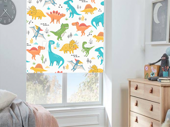 Enrollable Infantil Dinosaurios