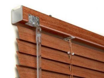 Persianas venecianas de madera de aluminio y pvc a medida - Persianas venecianas de madera ...