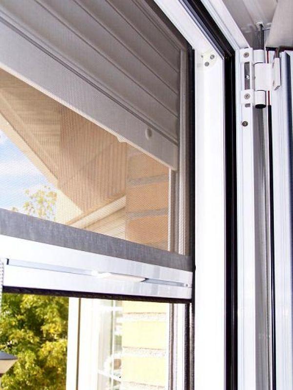 Mosquiteras enrollables de aluminio for Mosquiteras enrollables bricomart