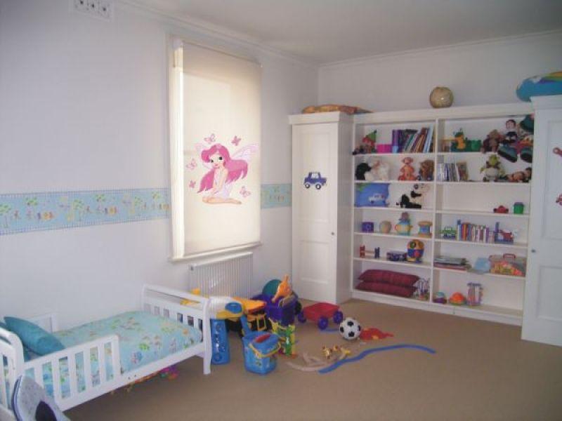 Estor enrollable infantil hadas cortina decorativa para - Estores para bebes ...