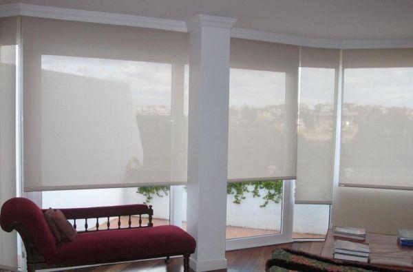 Comprar estor enrollable 5 tejido screen barato - Soporte para estores ...
