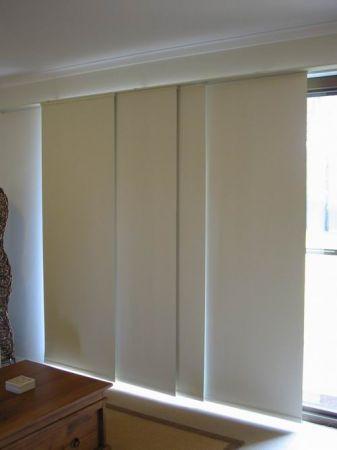 Panel japon s completo opaco karina paneles japoneses - Riel panel japones ikea ...
