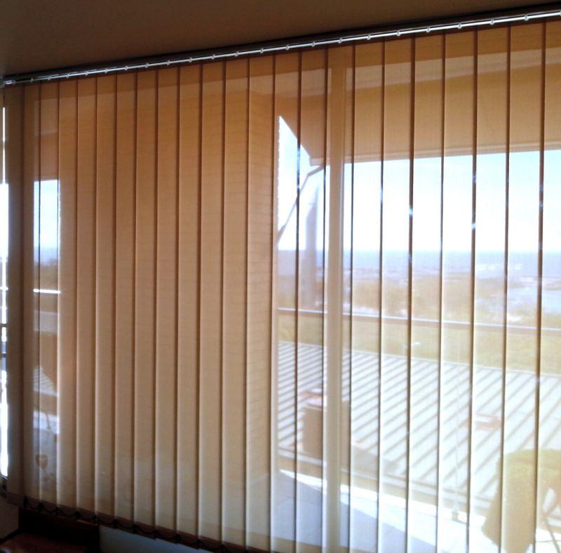 Cortina vertical screen lama de 127 y 89 mm - Cortinas opacas baratas ...