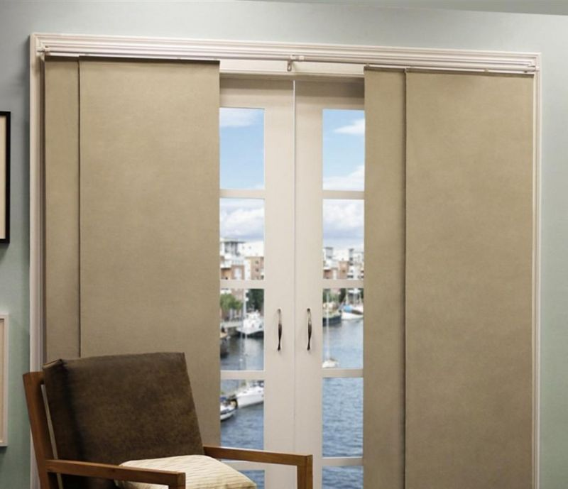 Panel japones opaco fibra de vidrio tela para paneles for Telas para paneles japoneses