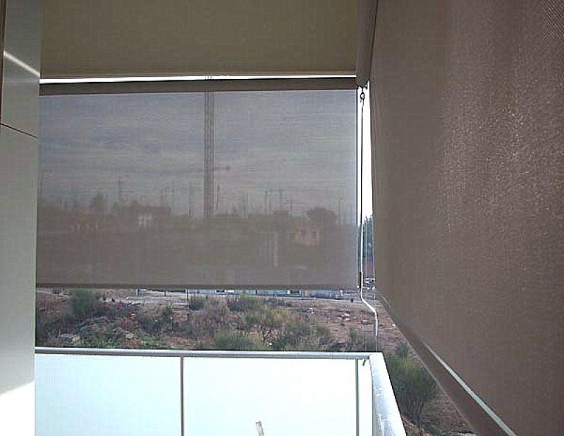 Toldo vertical guiado screen sarga - Toldos verticales enrollables ...