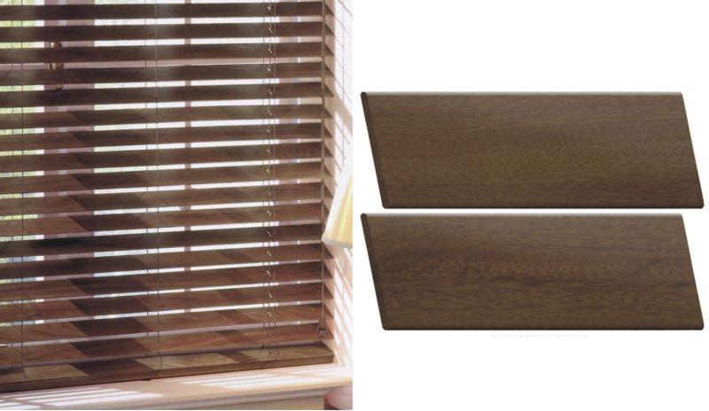 Persianas venecianas de madera lama 50 mm - Venecianas de madera ...