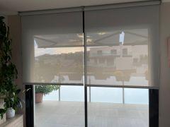 Estores Enrollables Eco Screen fibra vidrio Visibilidad Media