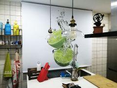 Estor impresión digital de cocina ambient fruit