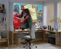 Estor impresión digital Grand Theft Auto