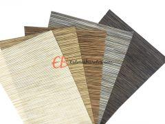 Estor enrollable color madera