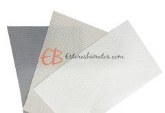 Estores enrollables Eco Screen fibra vidrio Visibilidad / Baja