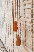 Persiana madera de Bambú