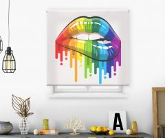 Estores impresión digital colección Pop Art